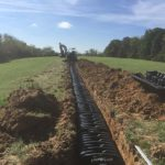 Septic Install In Guilford, Indiana 47025